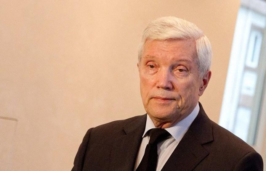 Бывший посол России в Беларуси Александр Суриков награждён Орденом Почёта