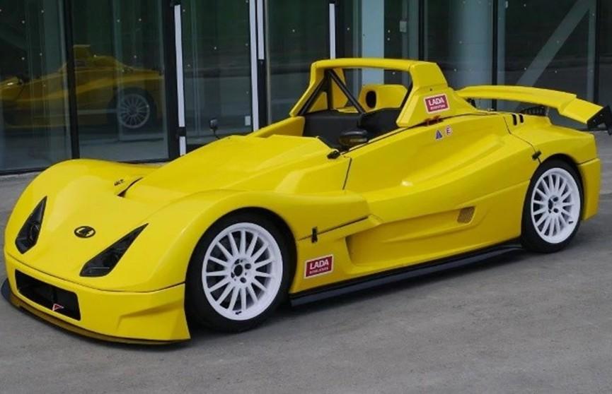 Два спорткара LADA выставили на продажу (Фото)