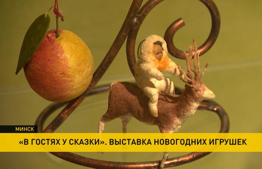 В доме-музее первого съезда РСДРП открылась выставка советских ёлочных игрушек