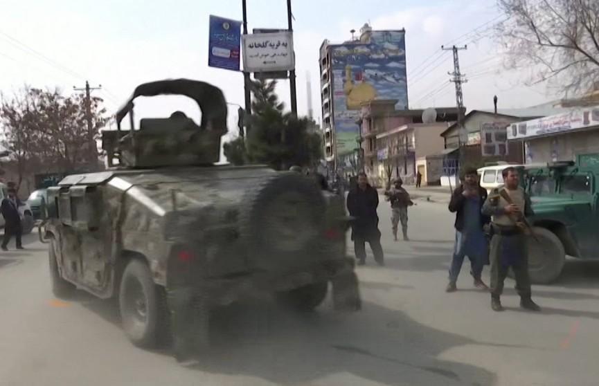 Теракт в Афганистане: более 30 человек погибли