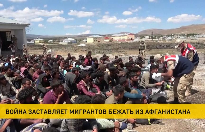 ЕС и мигранты: количество нелегалов растет, а с начала 2021 года в Средиземном море погибли 1146 человек
