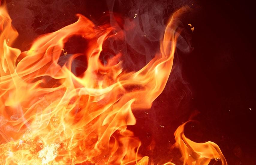 В Гродно мужчина погиб на пожаре в своей квартире