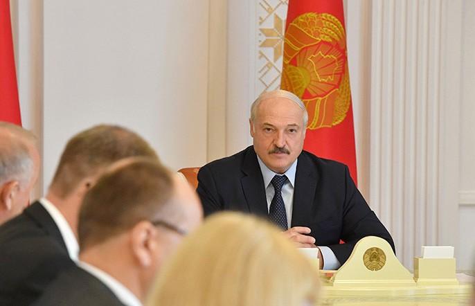 Александр Лукашенко отмечает высокие позиции Беларуси в рейтинге по борьбе с отмыванием денег