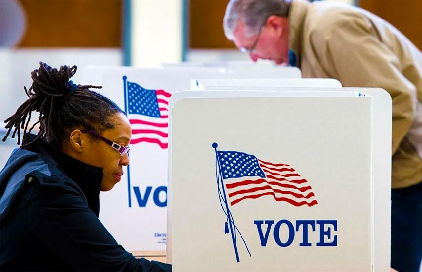 Более 30 млн человек проголосовали досрочно на выборах в США