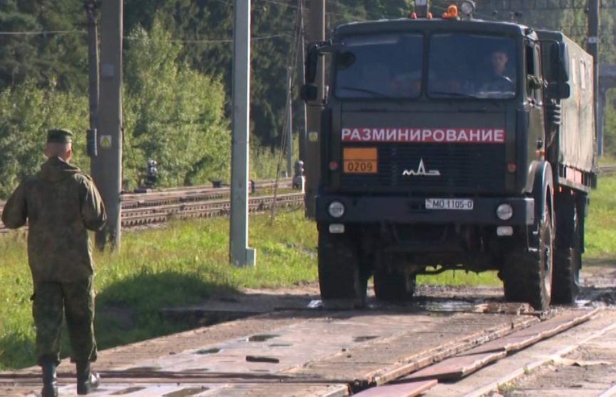 Белорусские и российские военные инженеры проведут совместное учение