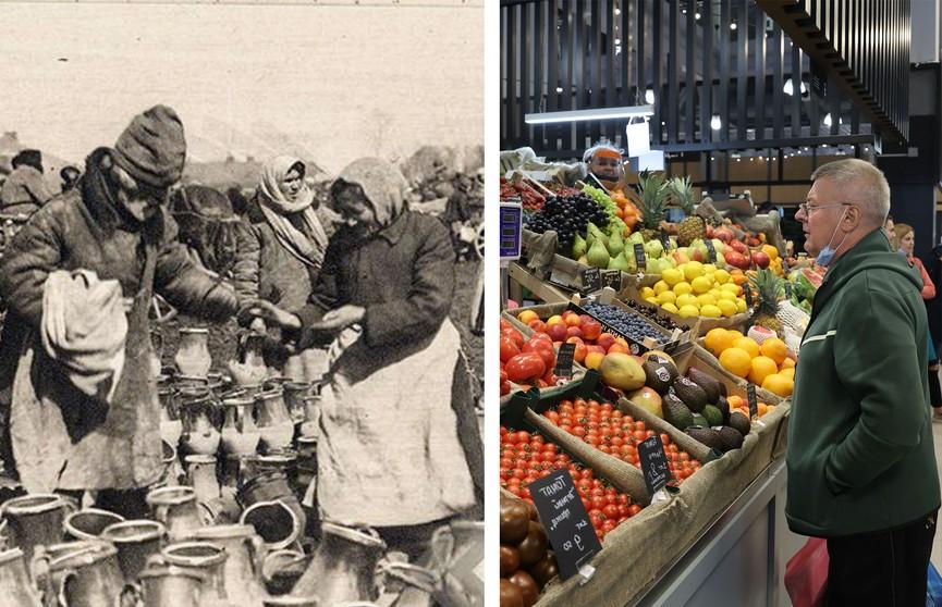 Как изменились рынки в Беларуси и сколько лет самому старому базару в Минске?