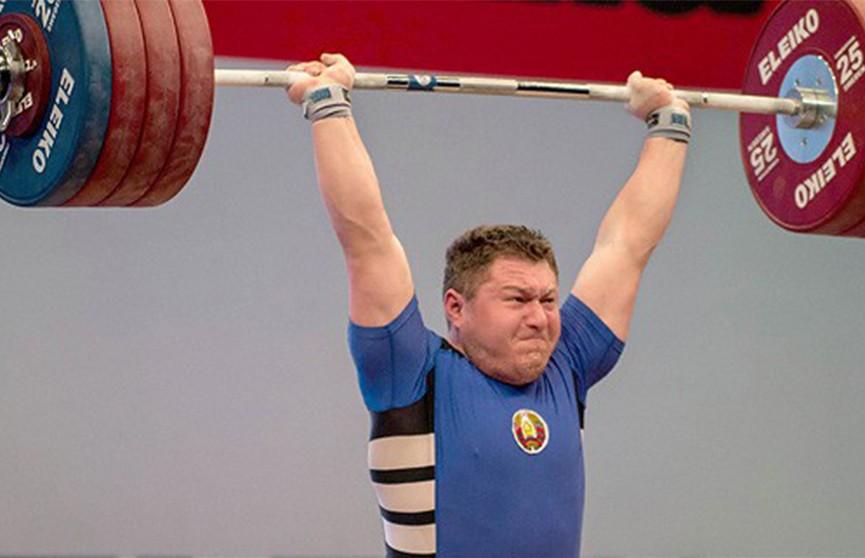 Андрей Арямнов выиграл серебро на чемпионате Европы по тяжёлой атлетике
