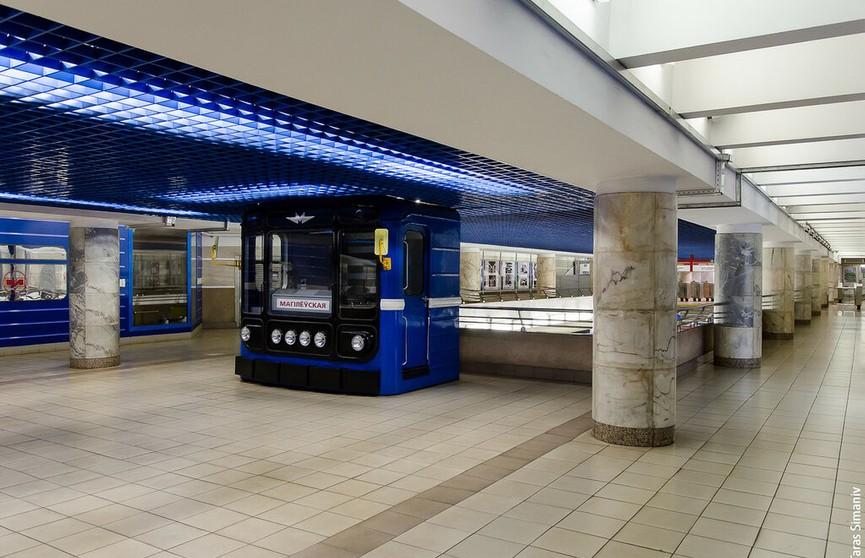 Станции метро от «Молодёжной» до «Каменной Горки» закроют 21 и 22 марта. Как будет ходить транспорт?