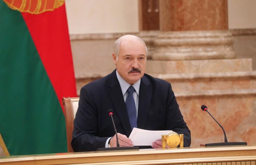 Лукашенко оценил экономические итоги 2019 года