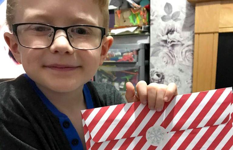 Мальчик написал письмо Санте и довёл маму до слёз. Прочитайте, что было в послании