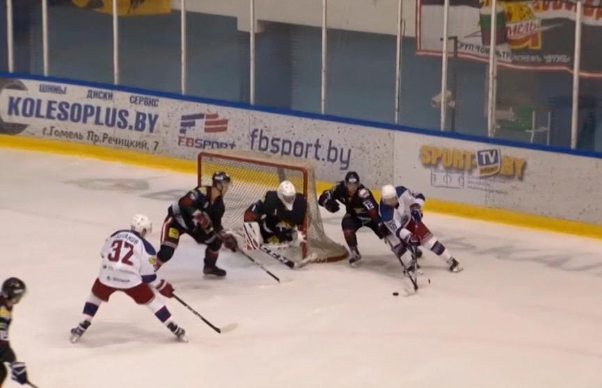 Чемпионат Беларуси: хоккеисты «Юности» снова потерпели поражение