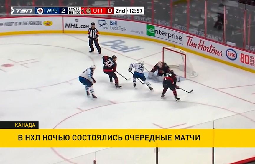 НХЛ: команда «Монреаля» одержала победу над игроками «Ванкувера»