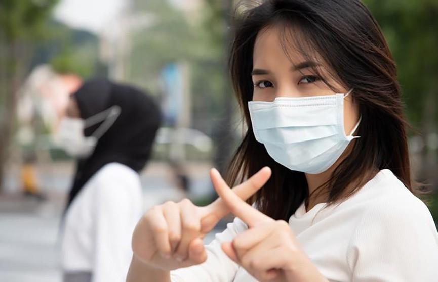 ВОЗ рекомендует носить маски только больным и врачам