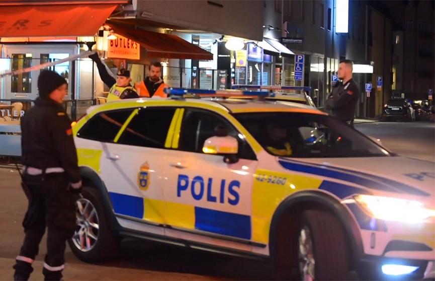 Мощный взрыв прогремел в Швеции