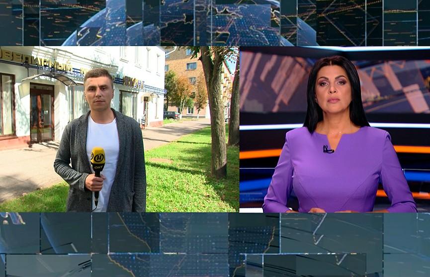 Задержаны подозреваемые в дерзком ограблении ювелирного магазина в центре Минска. Подробности дела