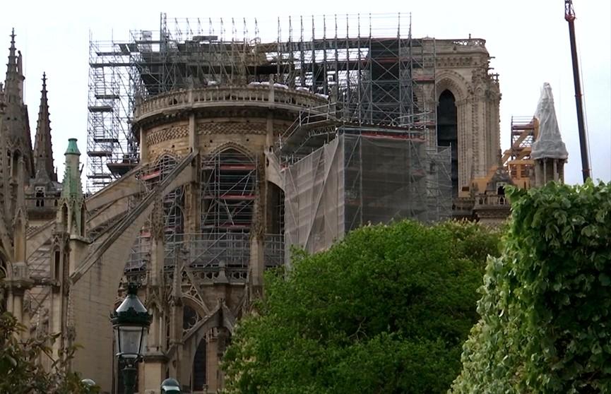 Во Франции одобрили законопроект о восстановлении собора Парижской Богоматери