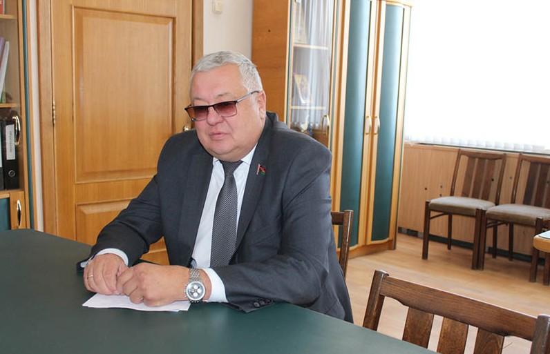 Ушел из жизни депутат Палаты представителей Игорь Лавриненко