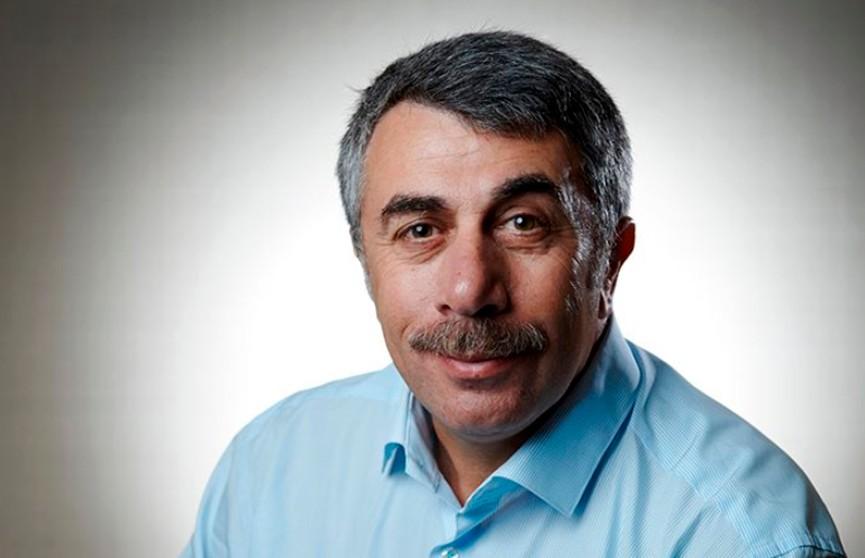 Комаровский дал совет переболевшим коронавирусом