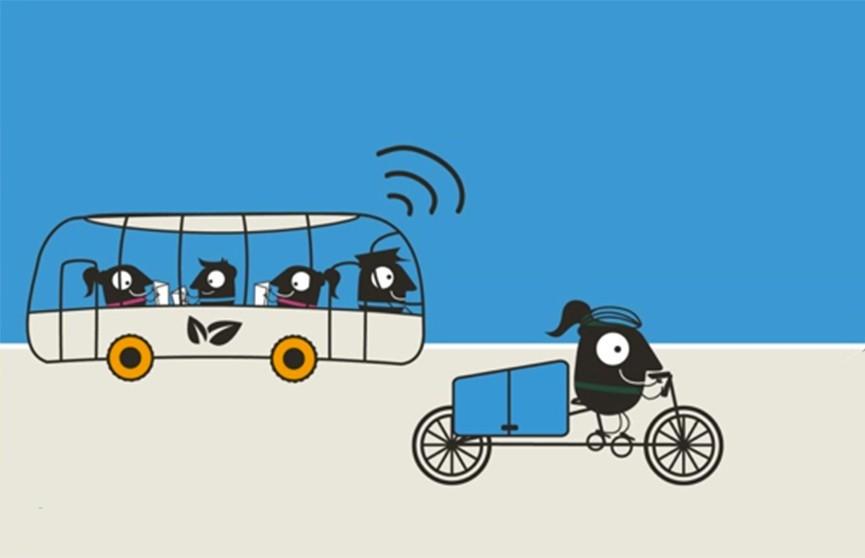 Акция «День без автомобиля» завершает Европейскую неделю мобильности