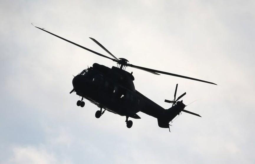 Вертолет разбился в Норвегии: погибли шесть человек