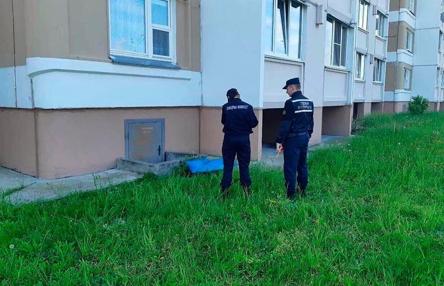 Трёхлетний мальчик выпал из окна многоэтажки в Гомеле. Ребёнок погиб