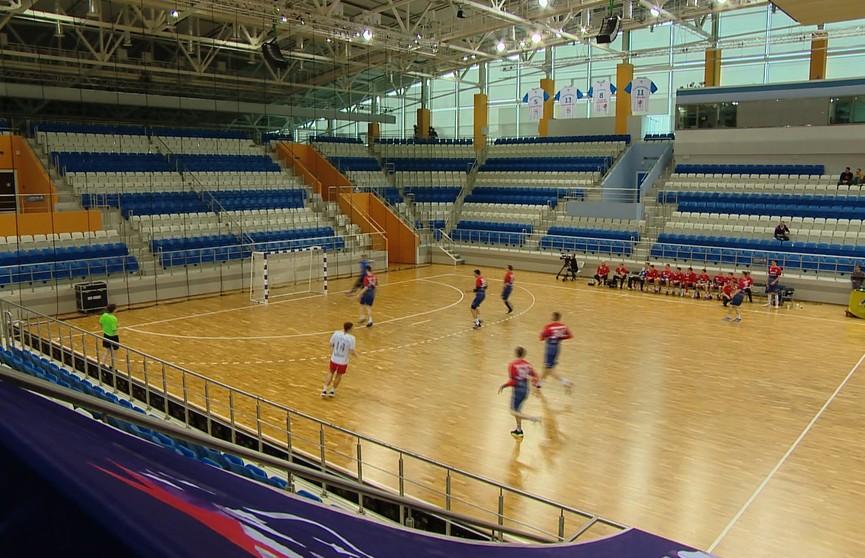 Чемпионат Беларуси по гандболу среди мужских команд завершен: золотые медали достались «БГК имени Мешкова»