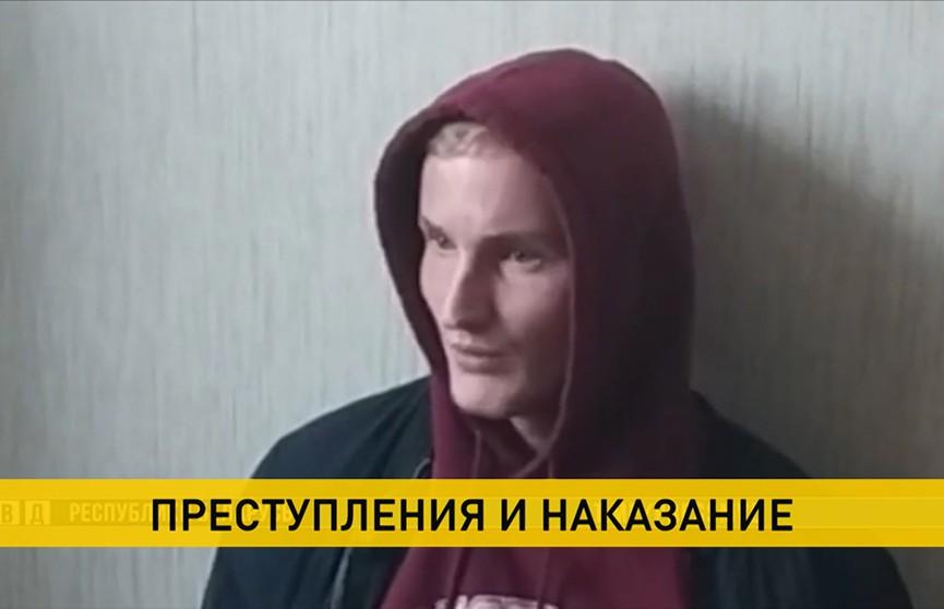 Задержаны братья-близнецы из Жлобина, которые забрасывали силовиков камнями и тротуарной плиткой