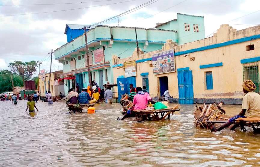 Более 100 человек стали жертвами сильного наводнения в Нигерии