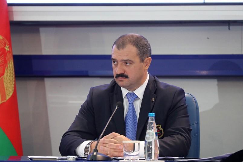 Виктор Лукашенко освобожден от должности помощника Президента по нацбезопасности