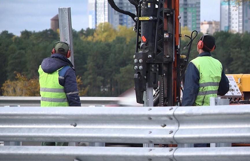 Алексей Авраменко: Дорогу на Вильнюс реконструируем до 1 мая 2021 года