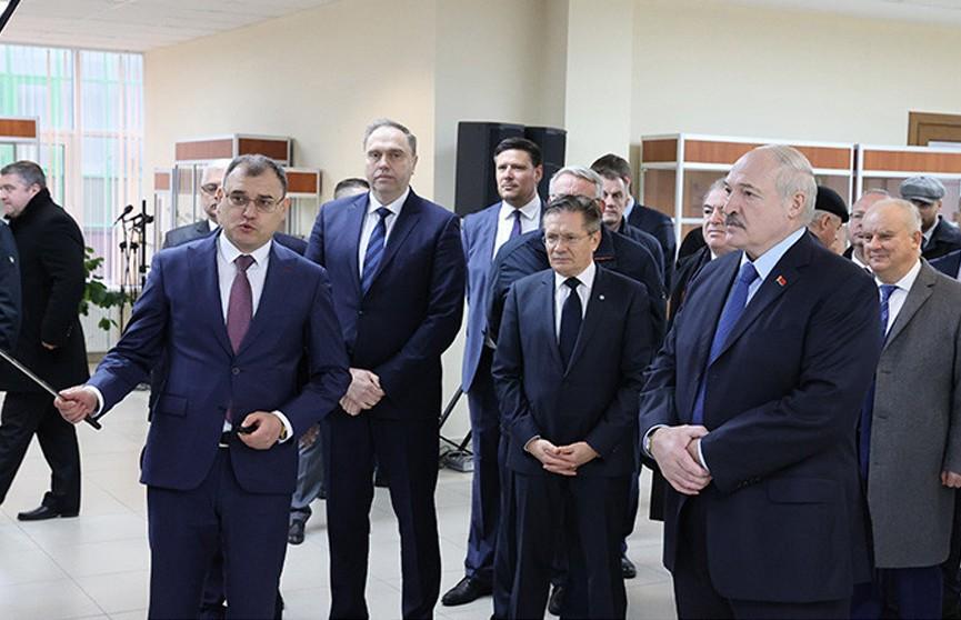 Лукашенко на БелАЭС: Беларусь стала ядерной державой