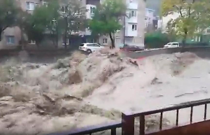 Два человека стали жертвами наводнения в Краснодарском крае