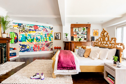 Уилл Смит сдает в аренду легендарный дом из культового сериала 90-х
