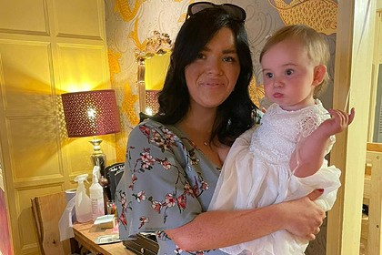 Британка узнала, что беременна, во время самих родов