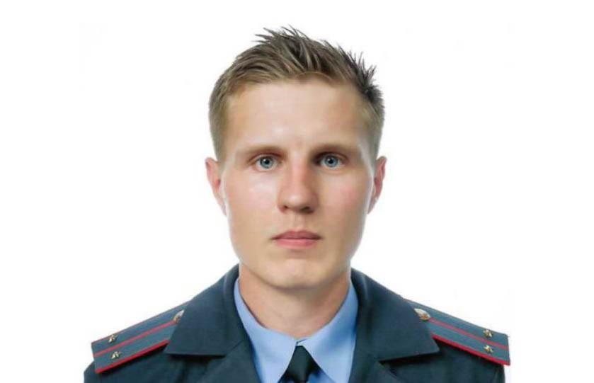 В Могилёве прощаются с убитым лейтенантом милиции Евгением Потаповичем