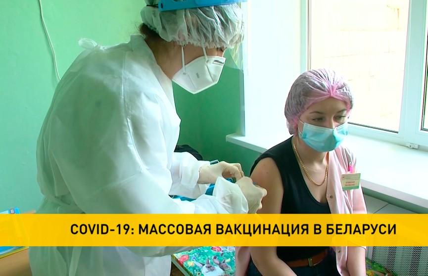 Гомельская область получила новую партию вакцины «Спутник-V», произведённую в Беларуси