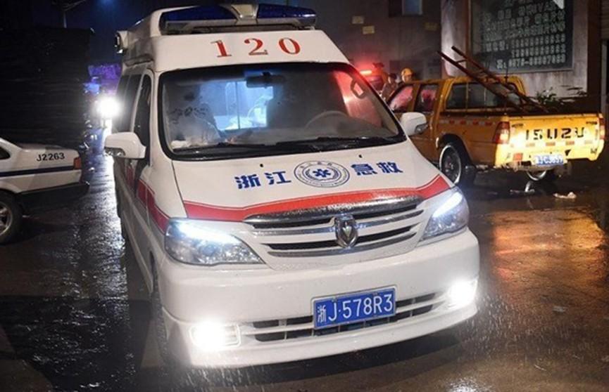 Увеличилось число жертв обвала шахты в Китае