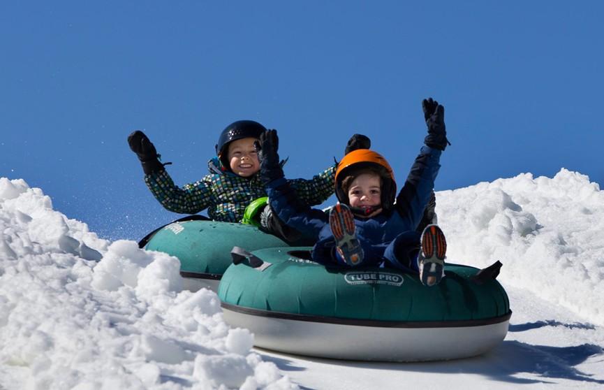Более 50 детей получили черепно-мозговые травмы во время катания на тюбингах