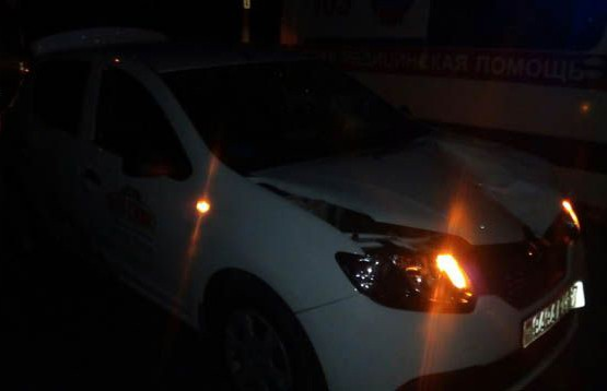 Страшное ДТП в Витебске: легковушка сбила пенсионерку насмерть