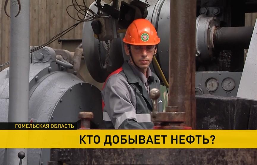Кто добывает нефть? Компании «Белоруснефть» – 55 лет