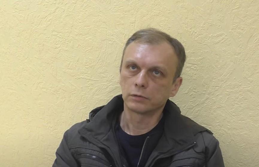 Задержан мужчина, разбросавший саморезы возле зданий силовых структур