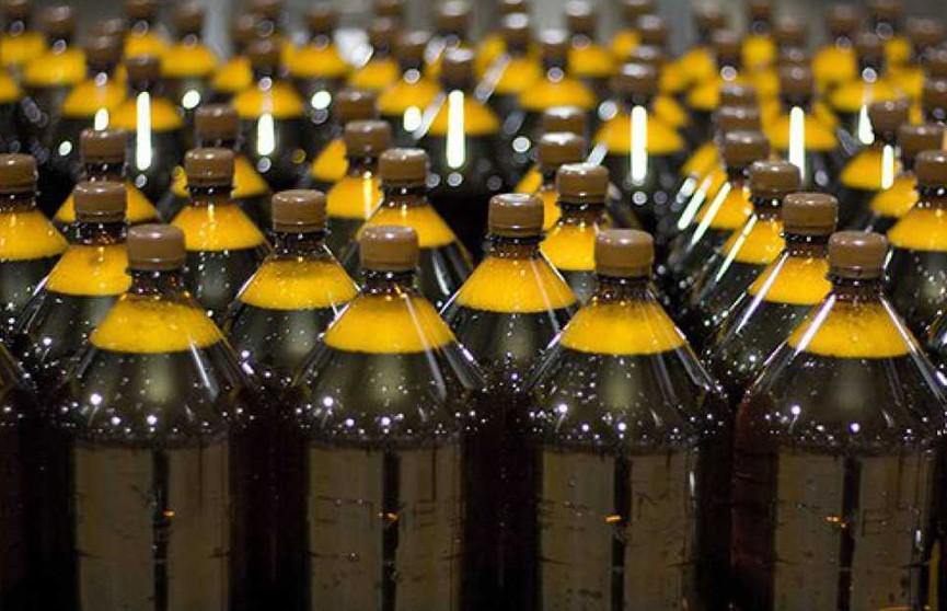 Более 400 литров пива изъяли у предпринимателя в Минске