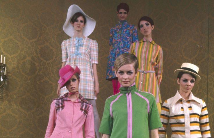 Мини-юбки, яркие аксессуары и бикини: чем запомнилась мода 1960-х?