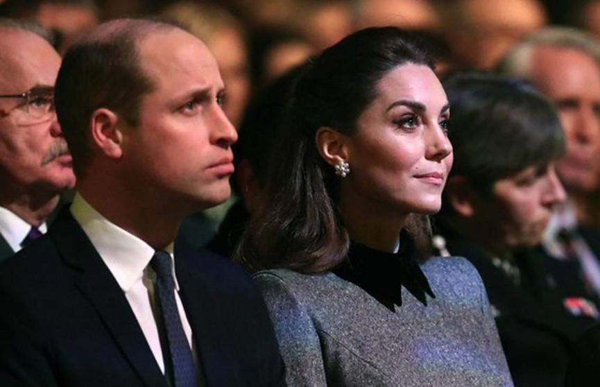 Принц Уильям и Кейт Миддлтон отправятся в «чёрный летний тур» по Австралии