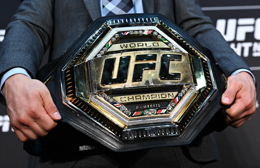 UFC 245: три «титульника» и два боя с россиянами. ИТОГИ турнира