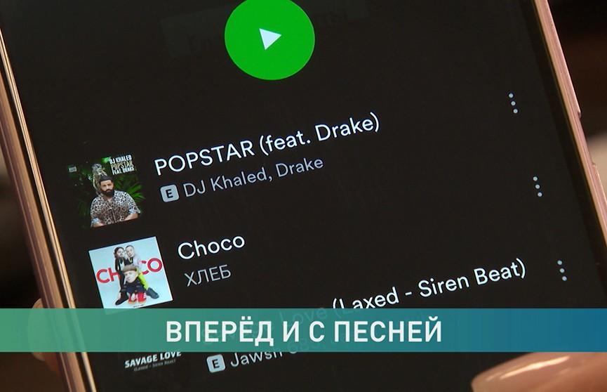 Любители музыки будут в восторге: в Беларуси запустился популярный стриминговый сервис Spotify