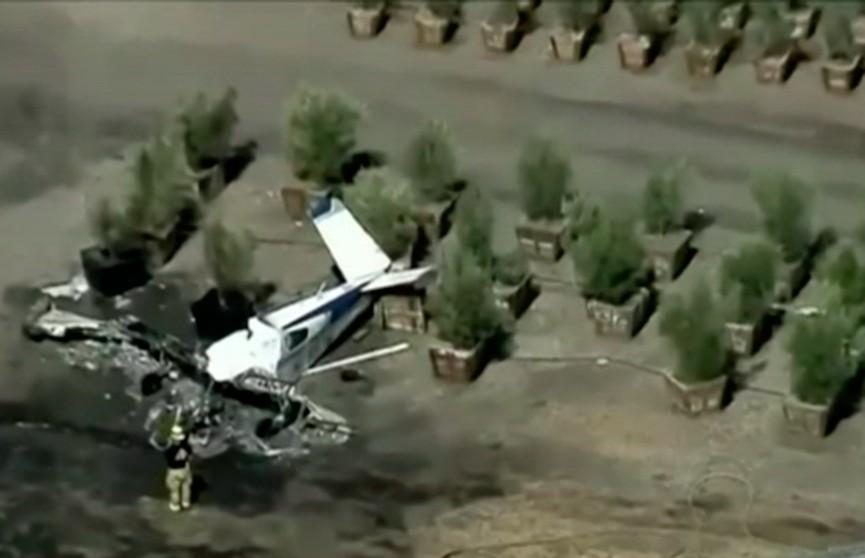 Два самолёта за два дня разбились в Калифорнии