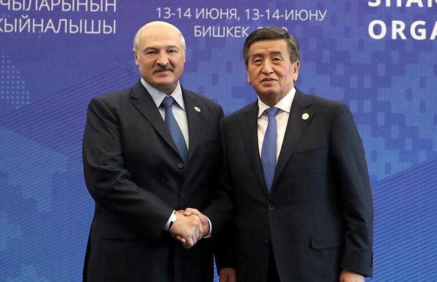 Ставка на взаимовыгодную интеграцию. Лукашенко принимает участие в саммите ШОС