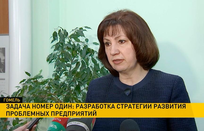 Глава Администрации Президента посетила производства и заострила внимание на ключевых показателях