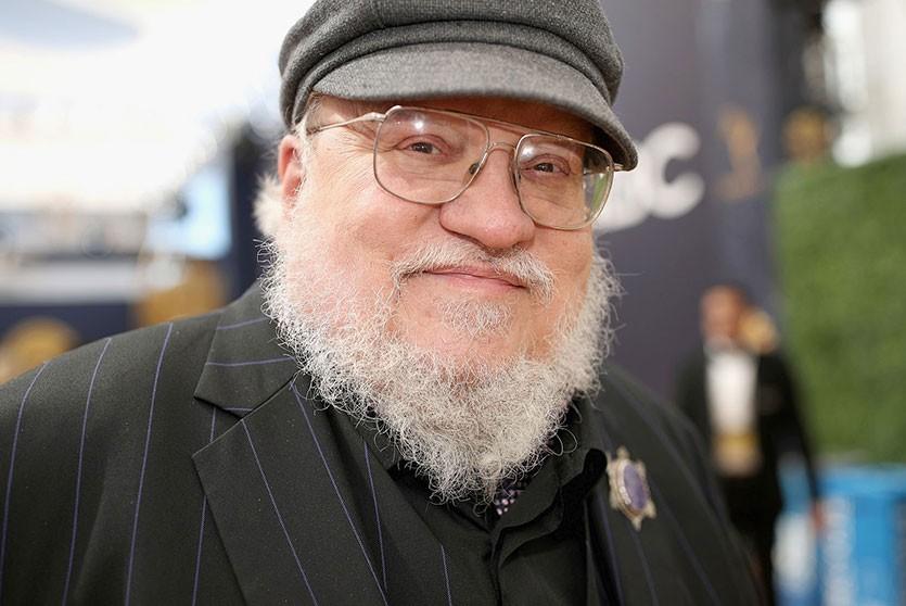 Букмекеры назвали автора «Игры Престолов» одним из претендентов на Нобелевскую премию по литературе